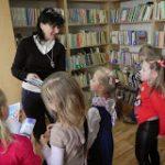 BibliotekaWizytaPrzedszkolakow