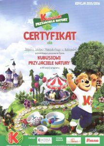 certyfikatkubusiowiprzyjaciele