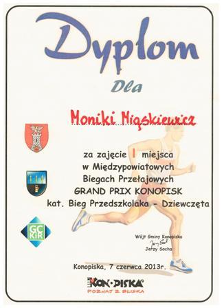 dyplommonika