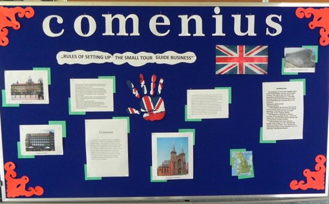 tablica Comenius