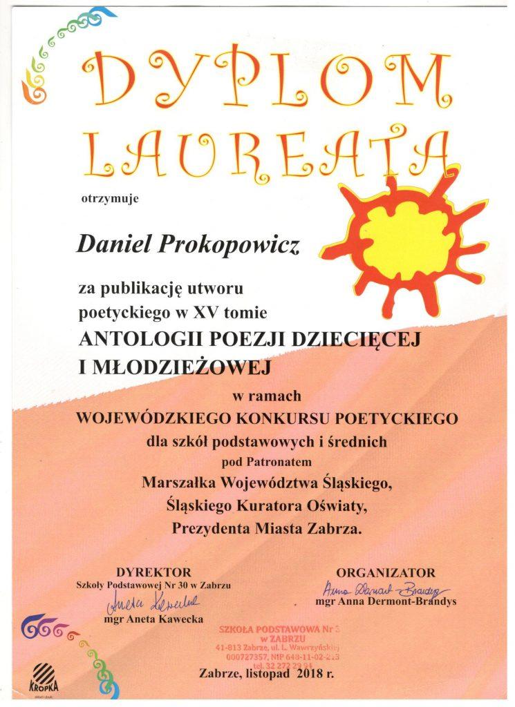 Antologia Poezji Dziecięcej I Młodzieżowej Wojewódzki